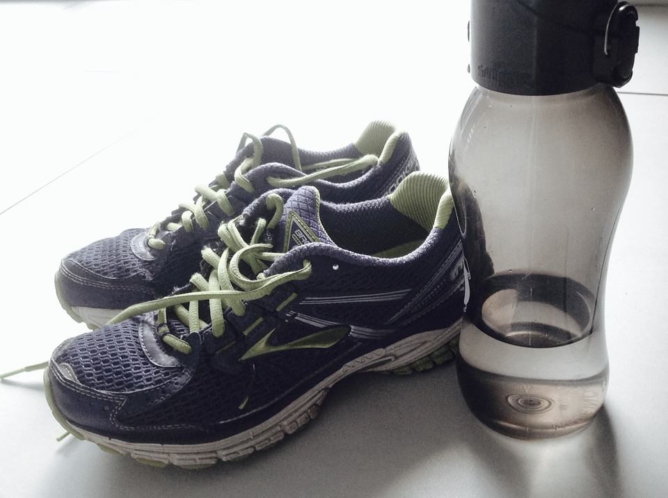 Exercise, Fitness, Healthy, Workout, Running Shoes