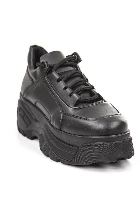 Black, Sports, Shoes, Foot, Comfortable, Fitness