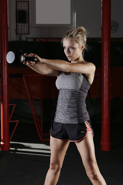 Sport, Fitness, Woman, Training, Sporty, Female, Train