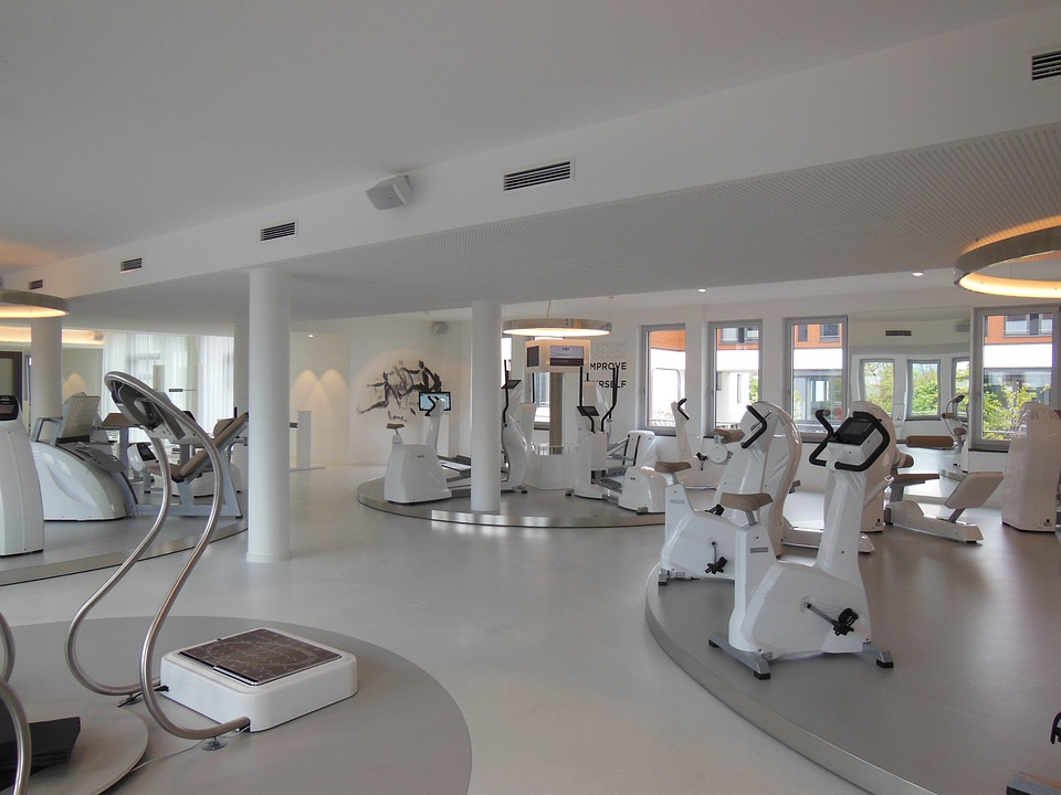 Fitness Studio, Fitness Facility, Elite Fitness Studio