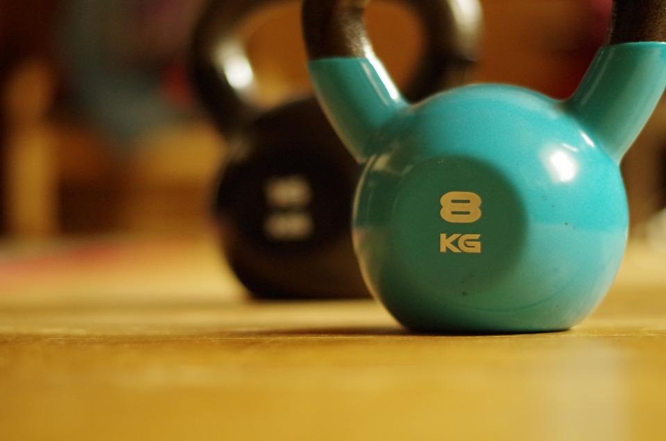 Kettlebell, Training, Fitness, Weights