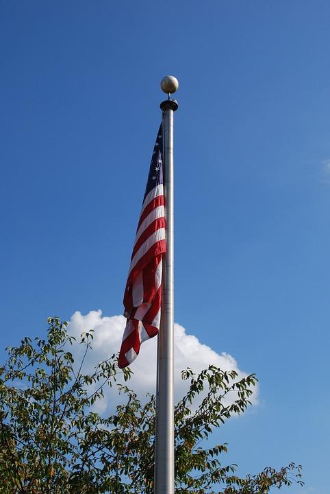America, Flag, Patriotic, United States, Freedom
