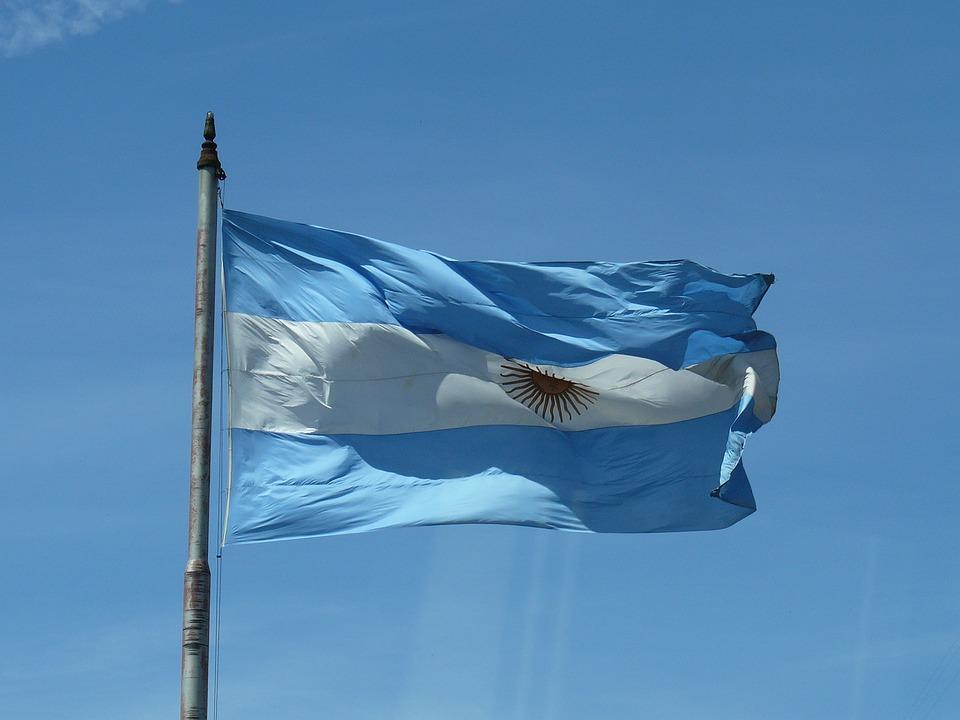 Argentine Flag, Flag, Argentina