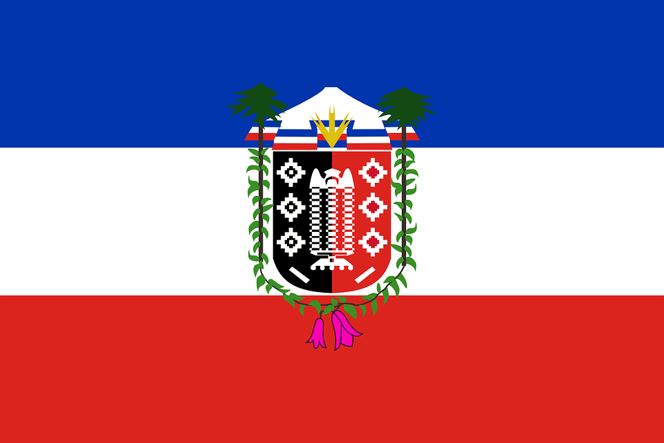 Flag, Bandera, Chile, Red, Blue, White