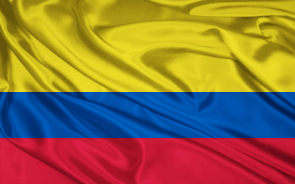 Colombia, Home, Flag