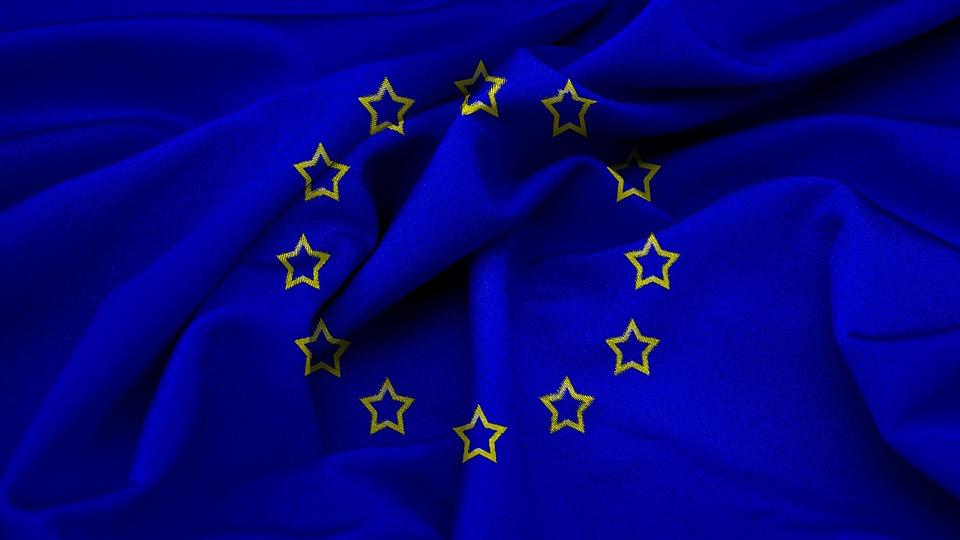 Europe, Flag, Flags