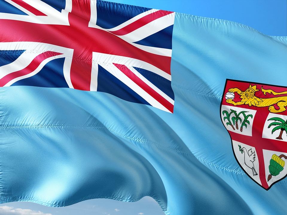 Free photo Flag Fiji Oceania International  Max Pixel