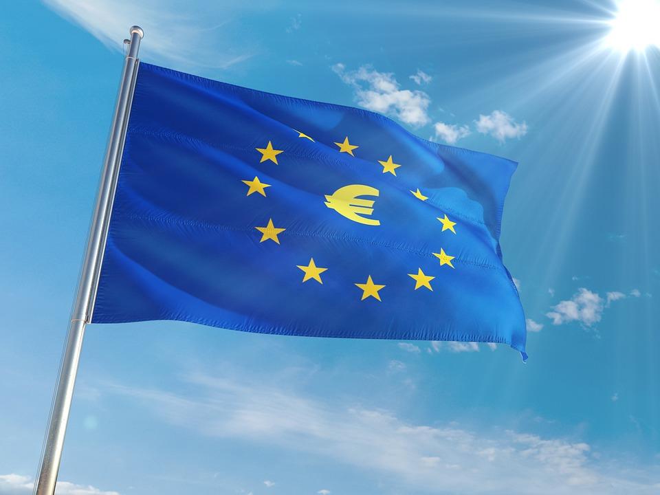 International, Flag, Eu, Europe, European Union Flag