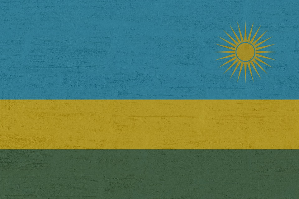 Free Photo Flag Rwanda Max Pixel - Rwanda flag