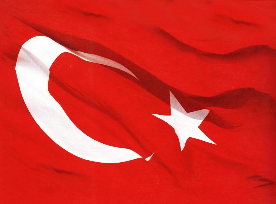 Flag, Turkish Flag