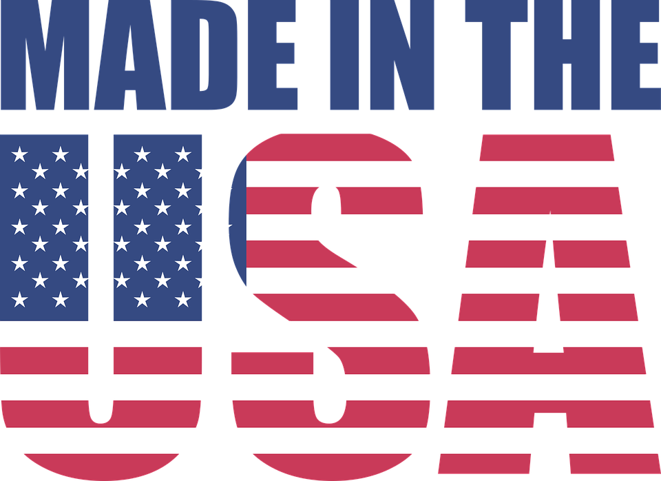 Usa, Made, Made In, 4th, Flag, Stripes, Stars, Stripe