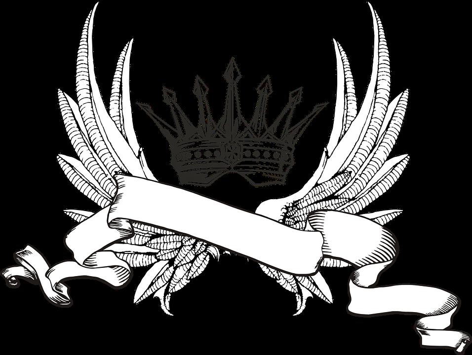 Wings, King, Flag