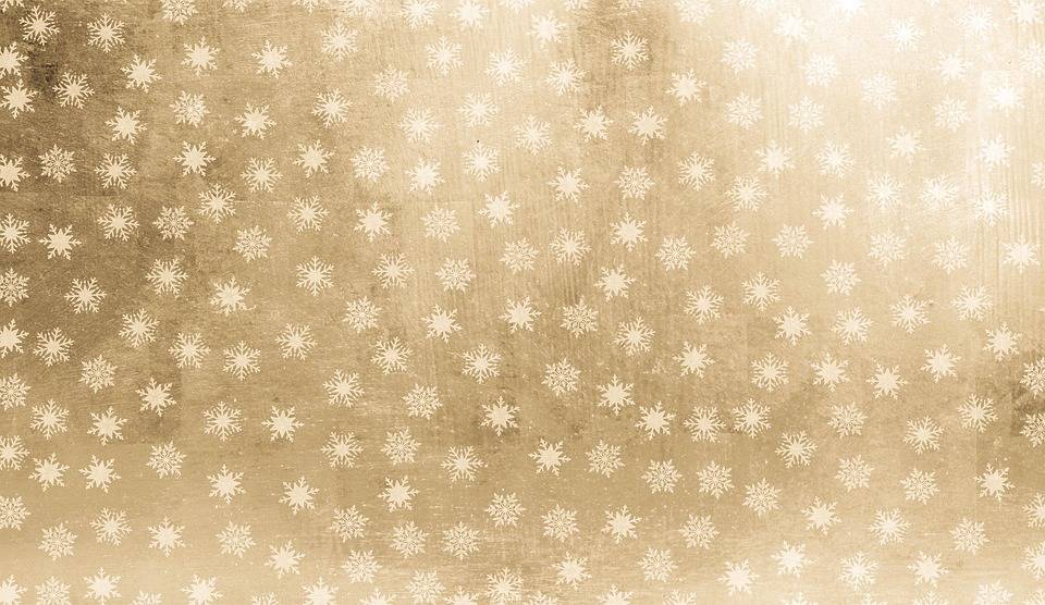Background Wintry Vintage Shabby Chic Flake