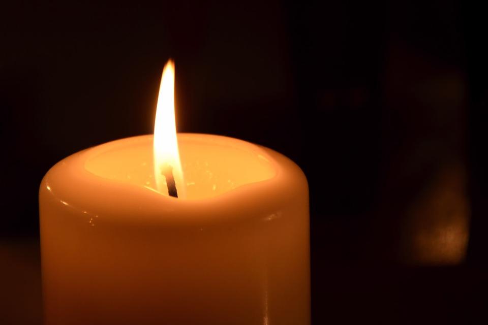 Candle, Candlelight, Flame, Burn, Mood