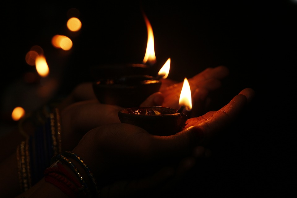 Flame, Candle, Candlelight, Burnt, Dark