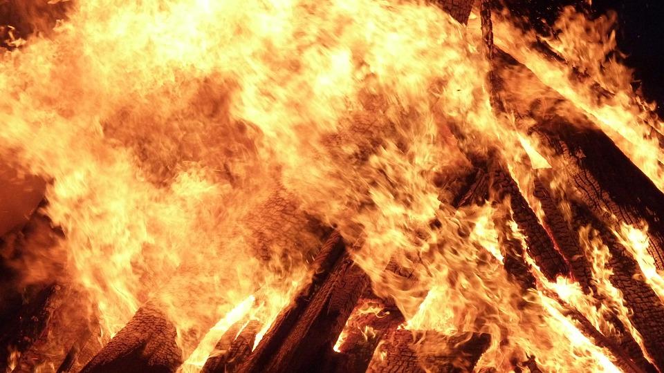 Easter Fire, Fire, Flame, Blaze, Customs