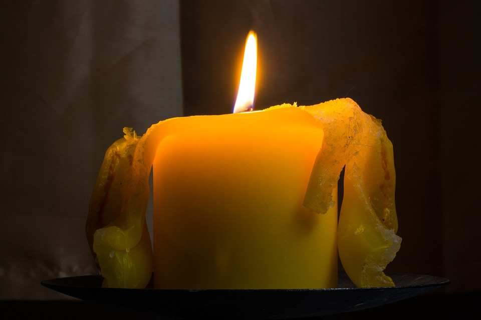 Candle, Flame, Yellow, Bill, Light, Burn, Fire