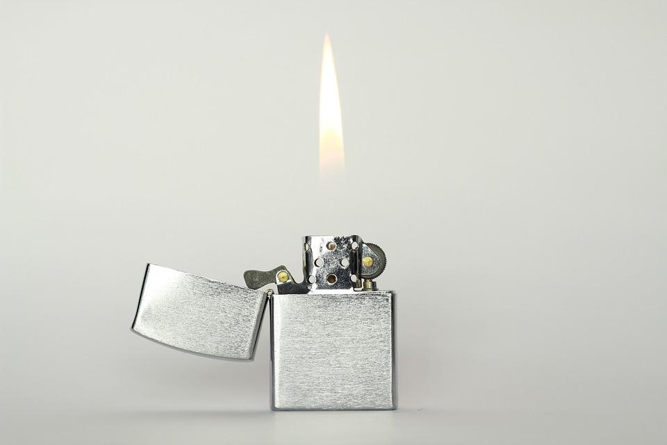 Flame, Lighter, Fire, Ignite, Burn, Heat