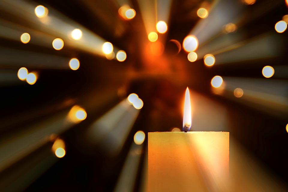 Candle, Light, Candlelight, Flame, Shining, Burn, Mood