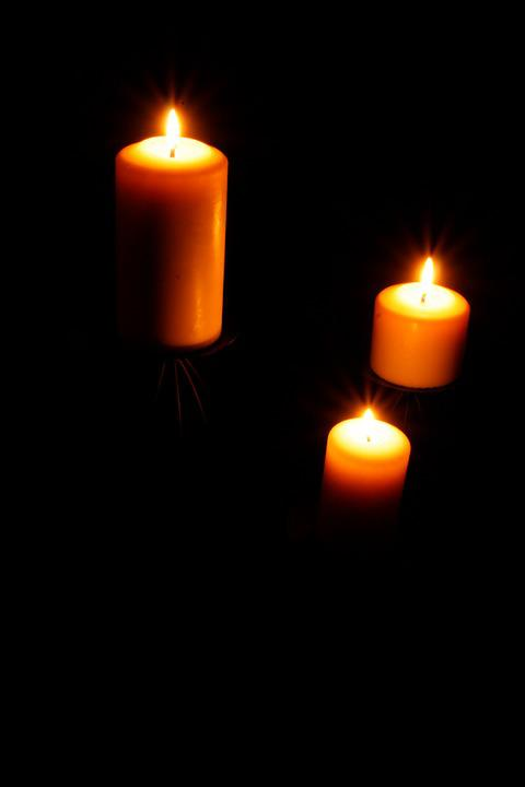 Candle, Flame, Fire, Light, Burn, Wax Candle