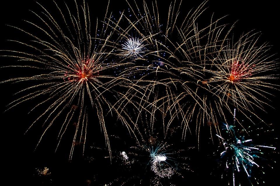 Fireworks, Flare-up, Rocket, Explosion, Festival