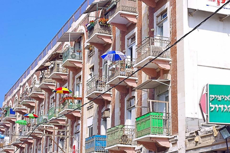 Apartment, Block, Building, Flat, Living Quarters