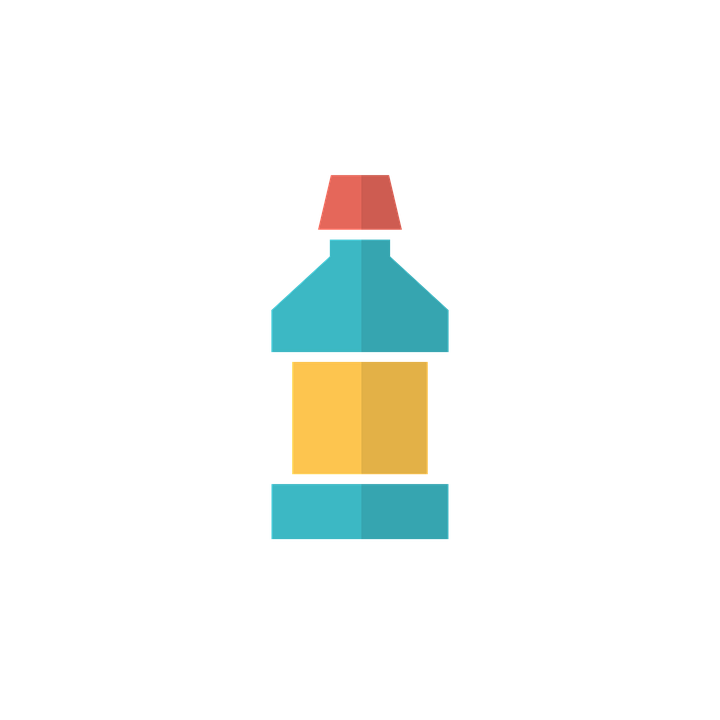 Mouthwash, Icon, Dentistry, Clinic, Oral, Symbol, Flat
