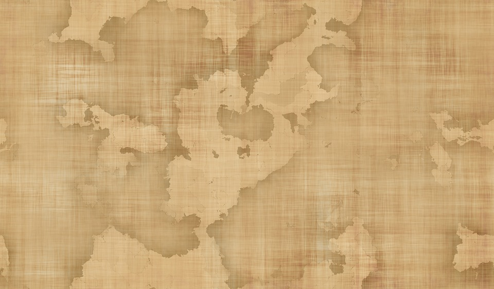Free photo Flat Old Parchment Background Seamless Map ...