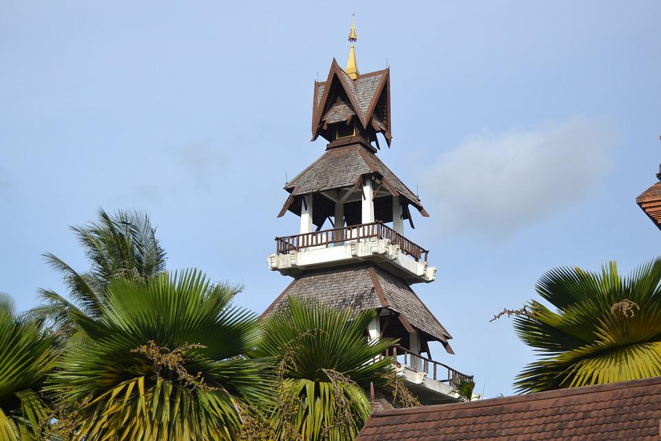 Tower, Thailand, Flavor