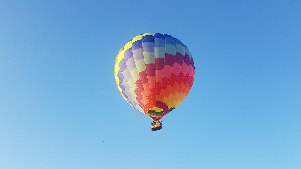 Balloon, Travel, Adventure, Sky, Flight, Colorful