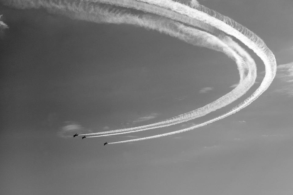 Plane, Sky, Aeronautics, Fly, Air, Flight, Aviation