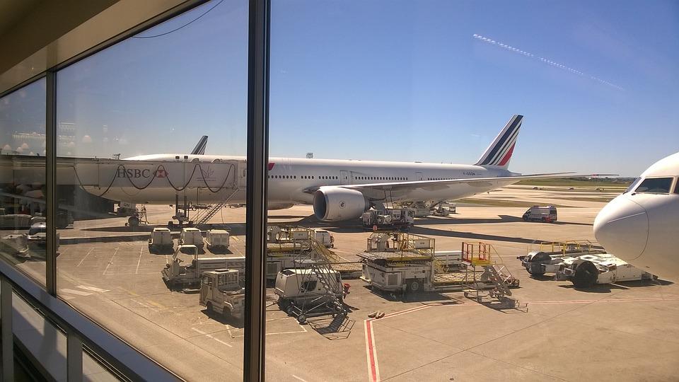 Aircraft, Plain, Flight