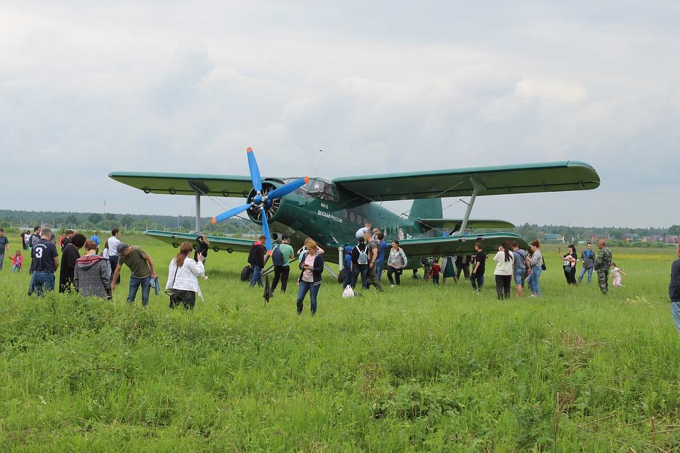 Aerodrome, Airplane, An-2, Aviation, Heaven, Flight
