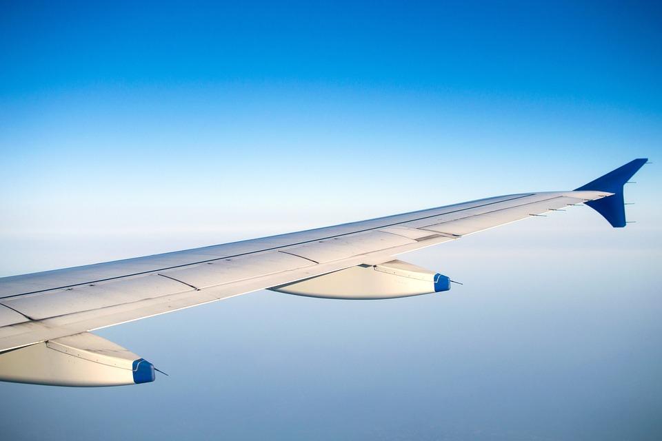 Aeroplane, Wings, Airplane, Plane, Wing, Flight