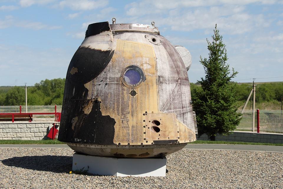 Astronautics, Sky, Flight, Monument, Cosmos, Rocket
