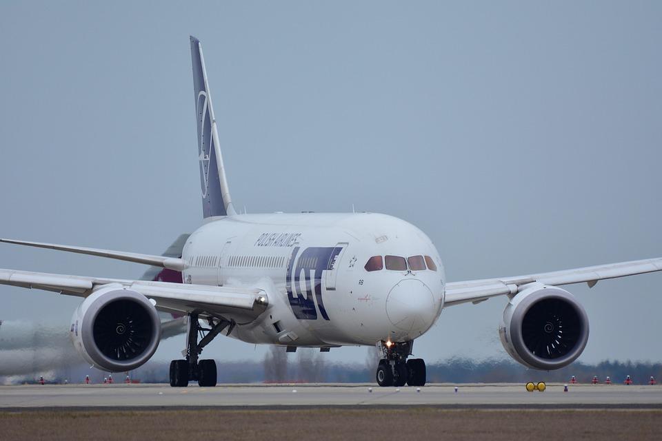 Airport, Boeing 787, Flight, Dreamliner, Passenger