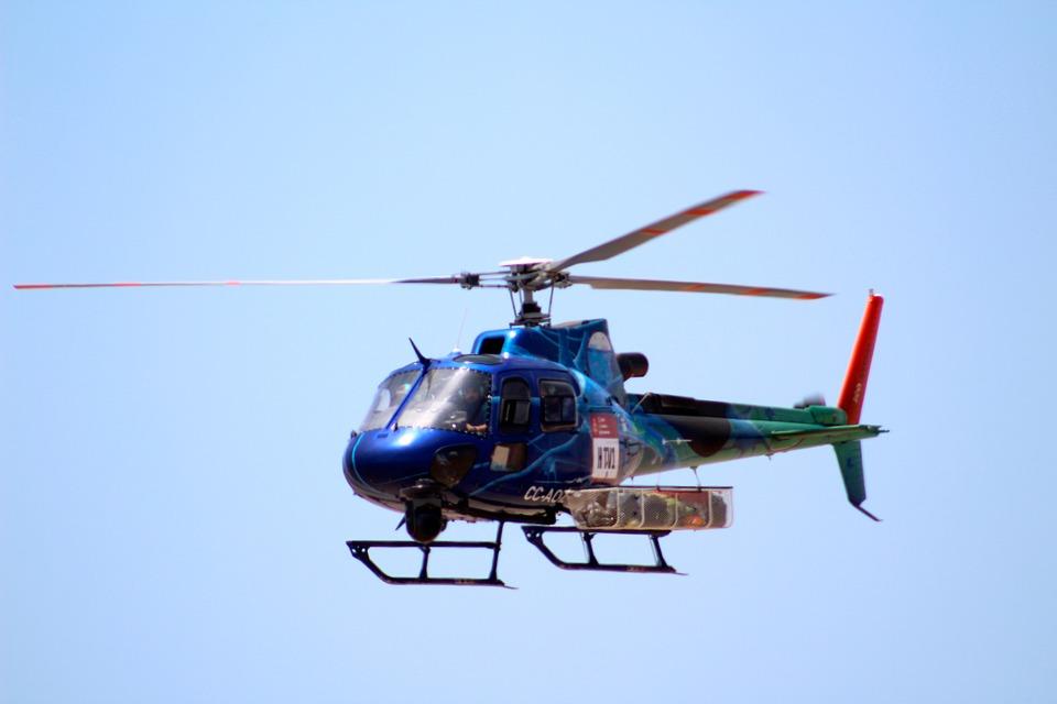 Helicopter, Transport, Flight, Propeller