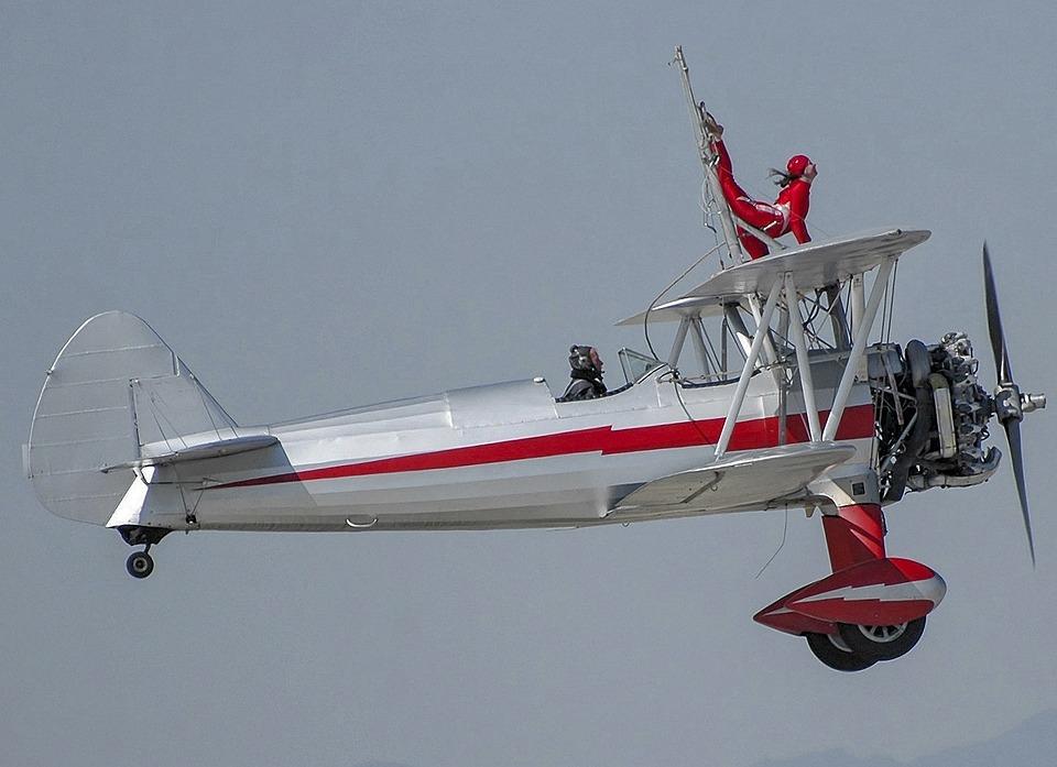 Airplane, Plane, Sky, Aircraft, Flight, Aviation