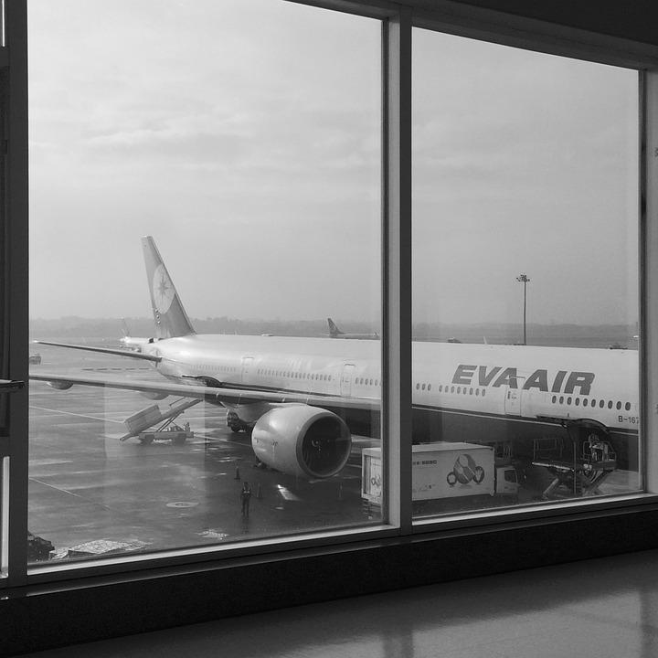 Aeroplane, Vacation, Boarding, Flight, Departure