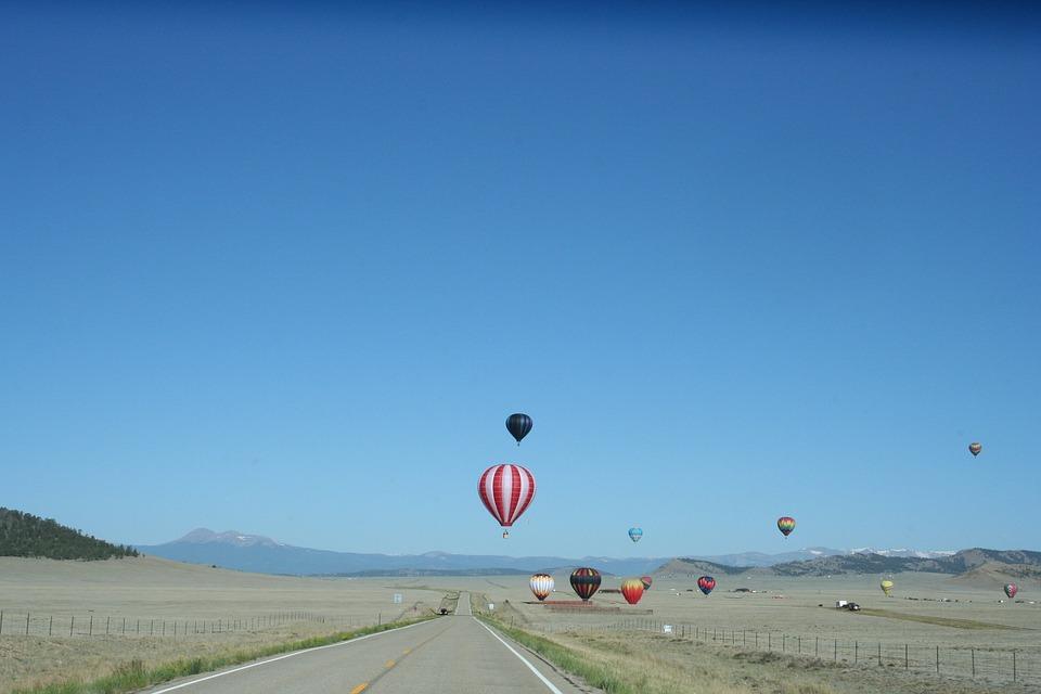 Aviation, Balloon, Float