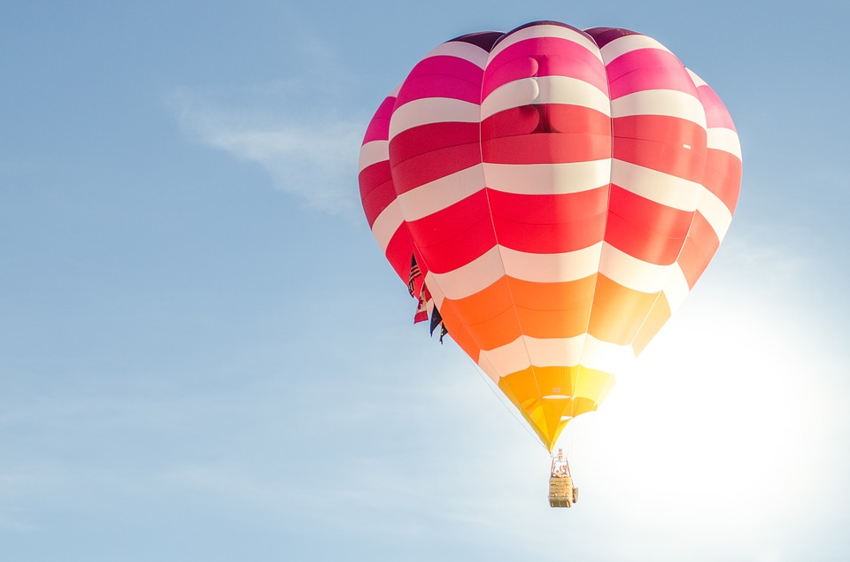 Balloon, Hot, Air, Sky, Flying, Colorful, Floating