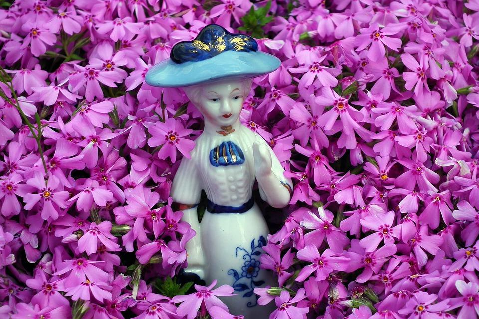 Flower, Floksy, The Figurine, Plant, Spring, Floral