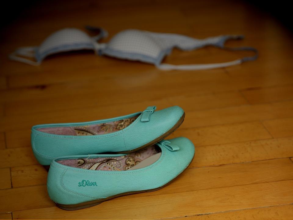 Shoes, Shoe Few, Parquet Floor, Parquet, Floor, Ground