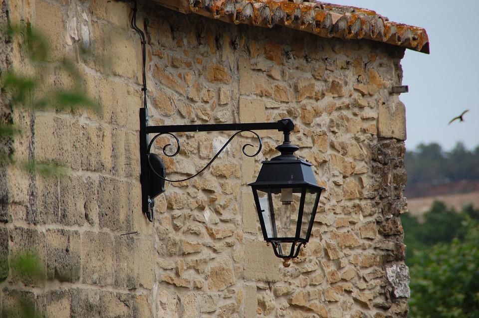 Floor Lamp, Light, Lamp