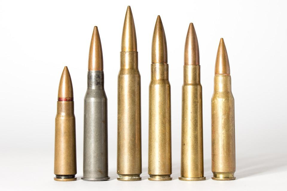 Weapon, Weapons, Cartridges, Cartridge, Floor, Violent
