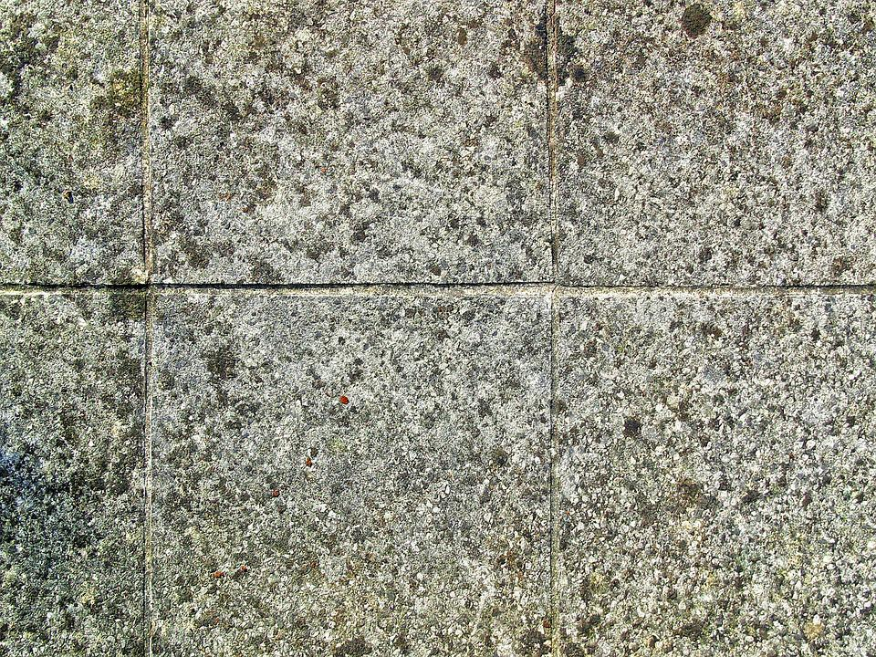 Concrete Slabs, Slabs, Flooring, Background, Concrete