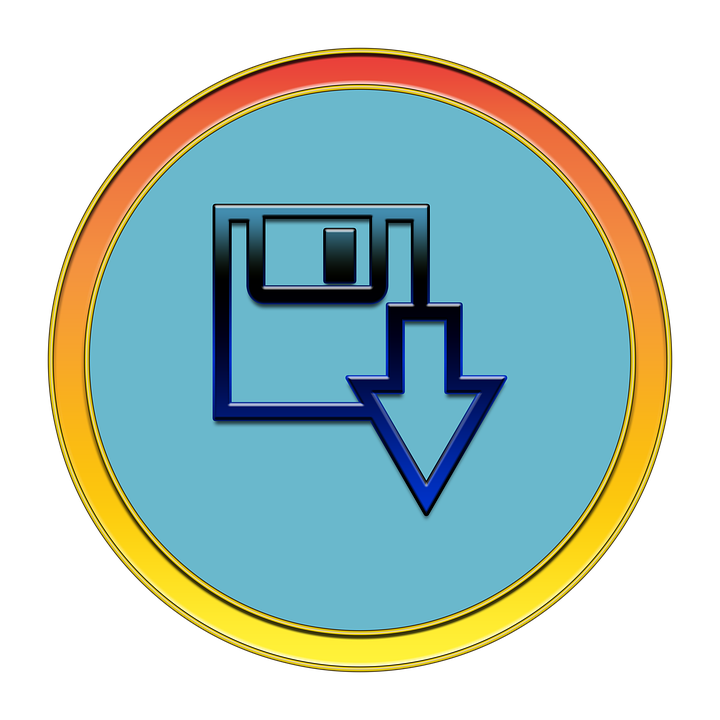 Floppy Disk, Save, Icon, Button, Floppy Disk Icon