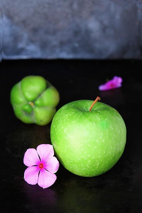 Apple, Flora, Flower, Food, Fruit
