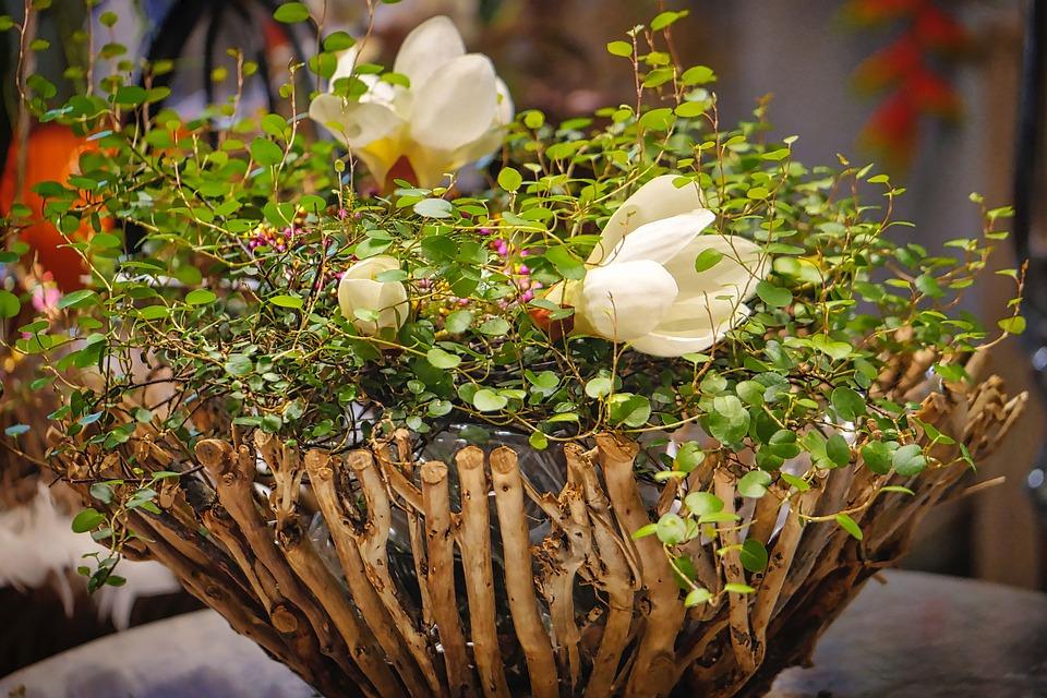 Deco, Floral Arrangement, Flowers, Plant, Floristisch