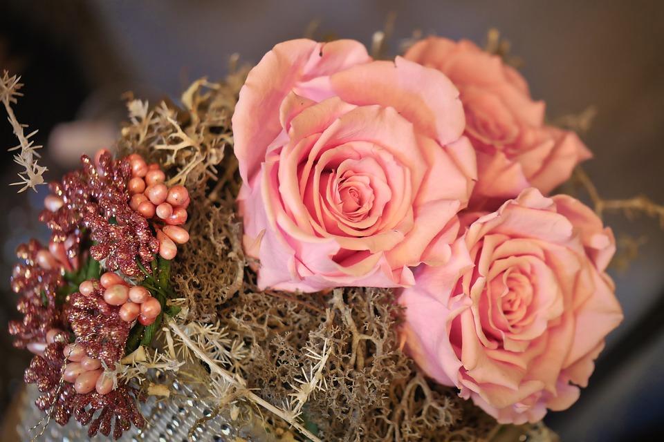 Flower, Rose, Floral, Bouquet, Petal, Arrangement